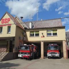 Strażacy z Niemstowa mają nowy wóz bojowy