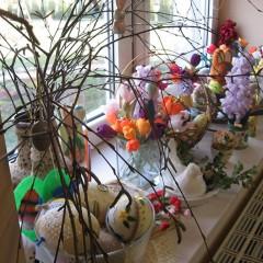 Warsztaty kreatywne wiosna Wielkanoc 2016
