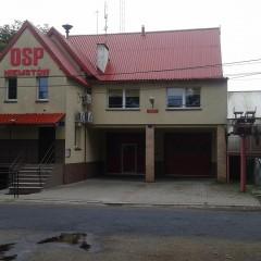 Już po raz czwarty OSP Niemstów z gminy Cieszanów odwiedziła OSP w naszej wsi.