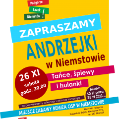 ZABAWA ANDRZEJKOWA