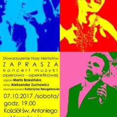 Koncert w Niemstowie
