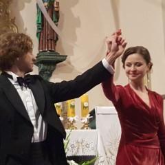 Koncert muzyki operowo-operetkowej w Niemstowie