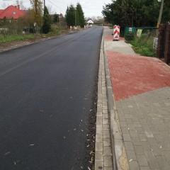 Termin zakończenia remontu drogi powiatowej.