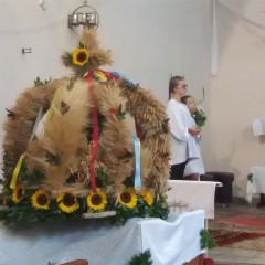 Msza św. dożynkowa niedziela 30.08.2020 r.