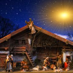 Życzenia z okazji Świąt Bożego Narodzenia oraz Nowego Roku 2021